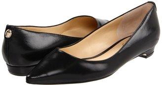 Ivanka Trump Annulio (Black Leather) - Footwear