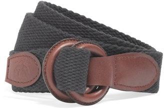 Brooks Brothers Cotton Web Belt