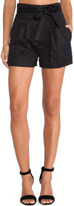 Marc by Marc Jacobs Cotton Linen Twill Shorts