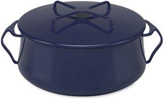 Dansk Cookware, 6 Qt Kobenstyle Blue Casserole