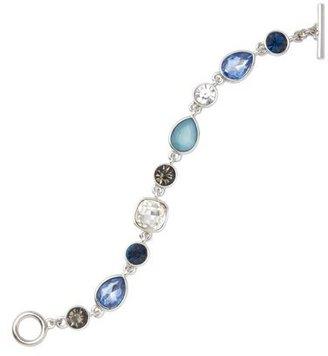 LOFT Blue Stone Toggle Bracelet