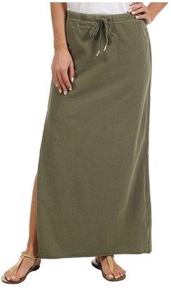 Michael Stars Maxi Skirt w/ Side Slit (Vintage) - Apparel