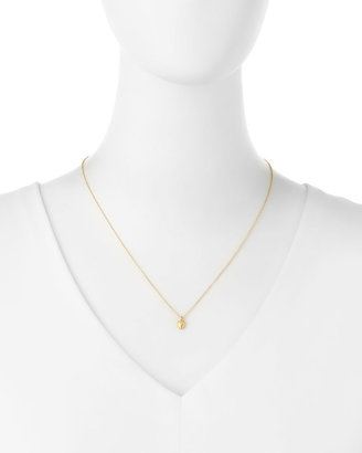 Dogeared Sisters Heart Pendant Necklace