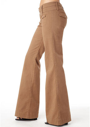 Alloy Spoon Jeans Stretch Twill Patch-Pocket Trouser