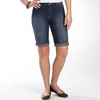 JCPenney St. John's Bay® Denim Bermuda Shorts