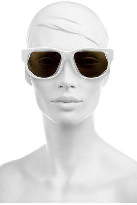 Maison Martin Margiela D-frame acetate sunglasses