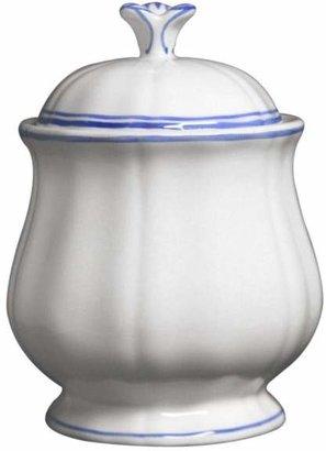 Gien Filets Sugar Bowl