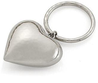 Michael Aram Stainless Steel Heart Rattle