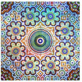 Flowered Mosaic
