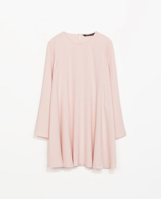 Zara Baby Doll Dress