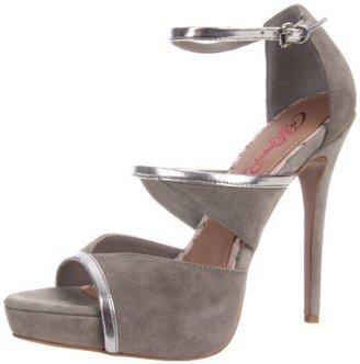 CeCe L'amour Women's Betty Platform Sandal