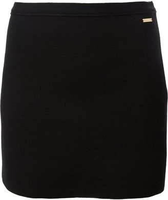 DSQUARED2 fitted mini skirt