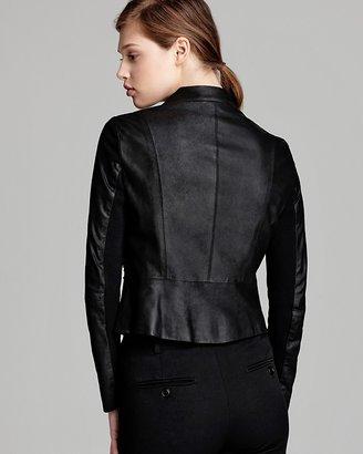 Max Mara Leather Jacket - Ocarina