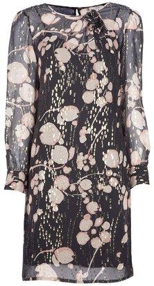 Hoss Intropia Floral pattern dress