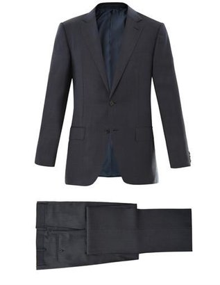 Zegna Milano two button suit