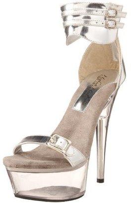 The Highest Heel Women's Bondage Platform Sandal