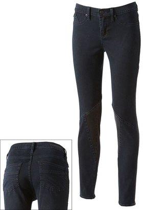 Rock & Republic kylie pieced colorblock skinny jeans - women's