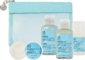The Body Shop Seaweed Skin Care Travel Kit
