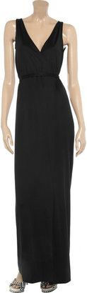 Diane von Furstenberg Yazhi silk-blend maxi dress