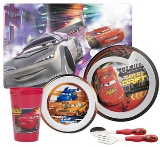 Zak Designs Disney/pixar cars 6-pc. mealtime set