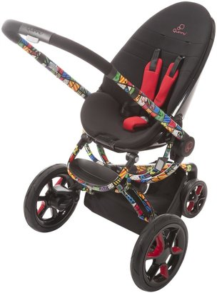 Quinny Moodd Stroller Chassis - Britto
