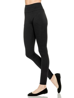 Spanx Assets red hot label by pintuck leggings