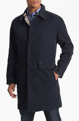 Façonnable Reversible Trench Coat