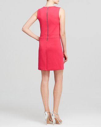 Aqua Dress - New Ponte Shift