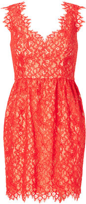 Shoshanna Lace Sierra Dress