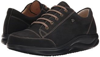 Finn Comfort Ikebukuro - 2911 (Black Rodeobuk) Women's Lace up casual Shoes