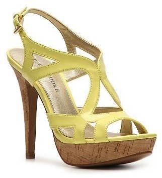 Audrey Brooke Ayleen Platform Sandal
