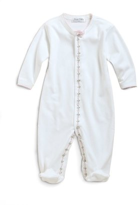 Royal Baby Baby Girl's Footie