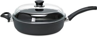 Ballarini Rialto 3-Quart Saute Pan with Lid and Helper Handle