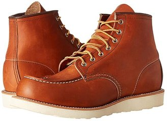 Red Wing Shoes 6 Moc Toe (Oro-Legacy) Men's Lace-up Boots