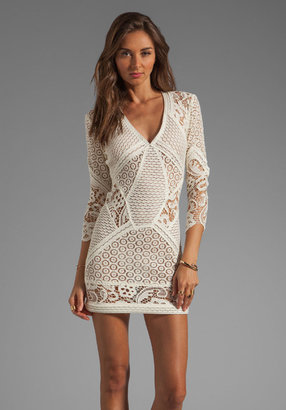 IRO Rovea Lace Dress