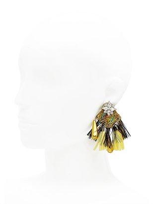 Aisha Clip Earrings
