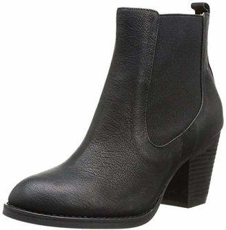Buffalo David Bitton London, Womens Biker Boots, Black (Black 01), (40 EU)