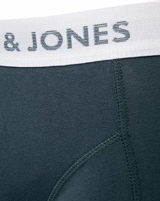 Jack and Jones 3 Pack Trunks Core Carlon