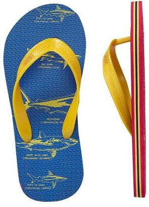 Gap Graphic flip flops