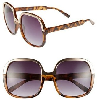 A. J. Morgan A.J. Morgan 'Maya' 55mm Sunglasses
