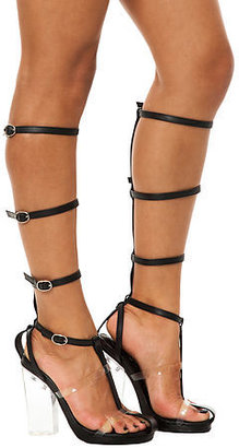 Jeffrey Campbell The Lavish Shoe in Black