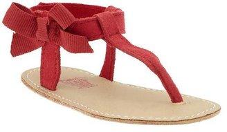 Gap Bow thong sandals