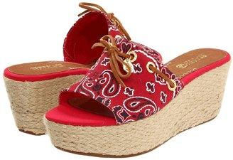 Sperry Hillsboro (Red Bandana) - Footwear