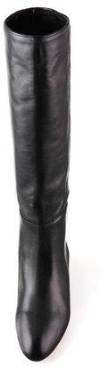 Loeffler Randall Matilde Low Wedge Boots