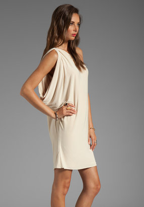 T-Bags LosAngeles One Shoulder Mini Dress
