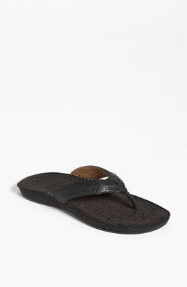 OluKai 'Haiku Elua' Flip Flop