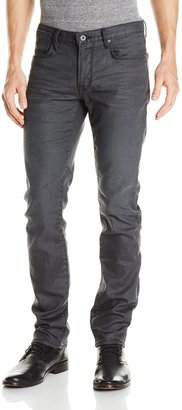 John Varvatos Men's Bowery Fit V Stitch Pocket Jeans