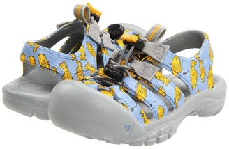 Keen Kids - Sunport (Toddler/Youth) (Allure Fish Print) - Footwear
