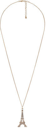 Forever 21 Eiffel Tower Necklace