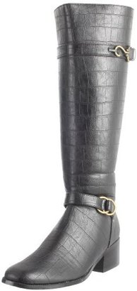 Annie Shoes Women's Heath Riding Boot